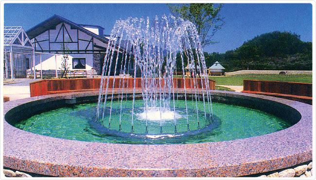 噴水装置工事業
